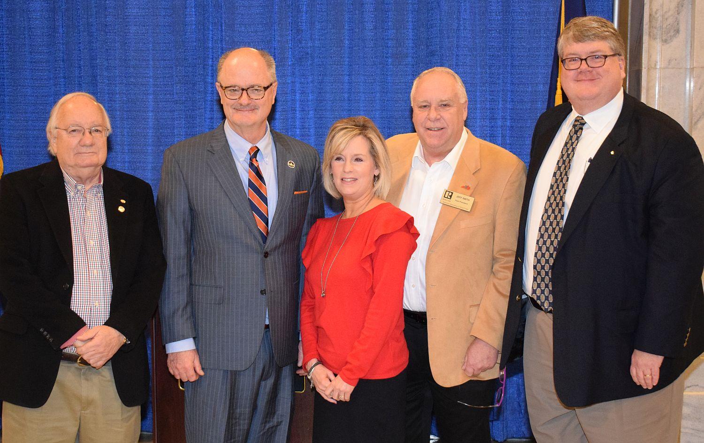 Kentucky REALTORS® recognize John Schickel with its highest legislative award